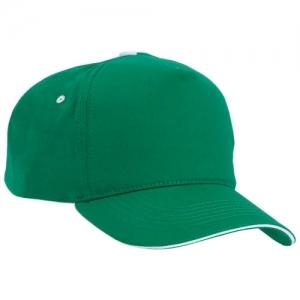 Casquette verte