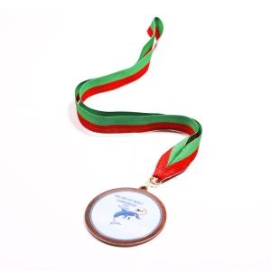 Médaille personnalisable Casablanca