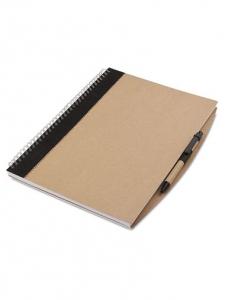 Cahier écologique avec crayon