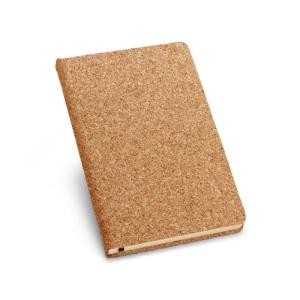Notebook en liège Casablanca