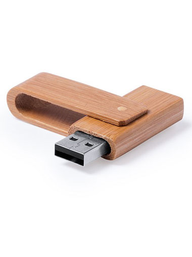 Clé USB en bambou Rabat