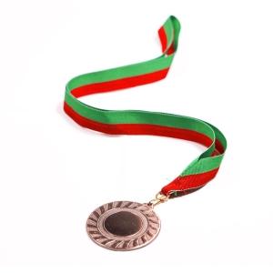 Médaille publicitaire avec logo