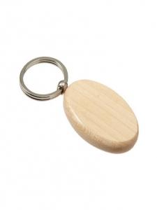 Porte-clés bois personnalisé Casablanca