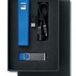 Powerbank avec clé USB